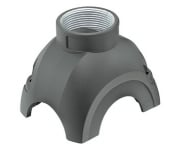 Han-Yellock shell top entry M20 - 11123001400