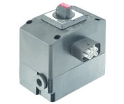 Han-Power S metal w. switch/fuses/LEDs - 09120084650