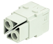 Han Modular 2 Module male 100 A 6-10mm - 09140022755