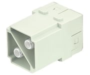 Han 100A axial module, male 38 mm² - 09140022650