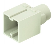 Han 200A crimp module, male - 09140013001