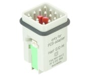 Han Q12-M for PCB-Adapter - 09120123002